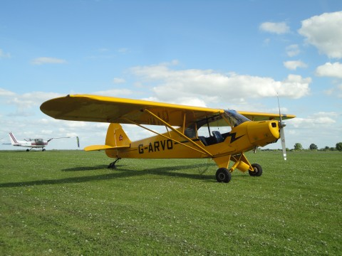 Tailwheel conversion
